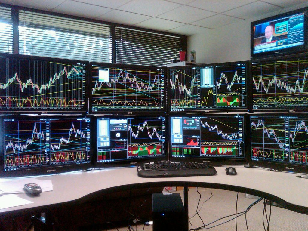 Trading-Workstation