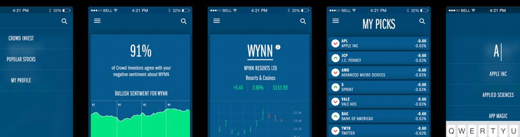 CrowdInvest App